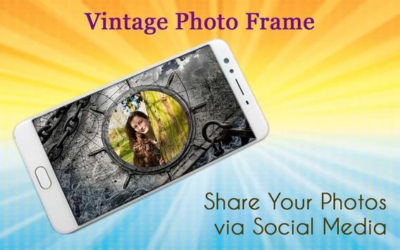 Vintage Photo Frame screenshot 4