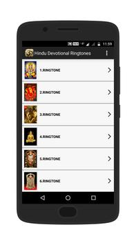 Hindu Devotional Ringtones screenshot 1