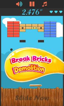 Break Bricks Demolition poster