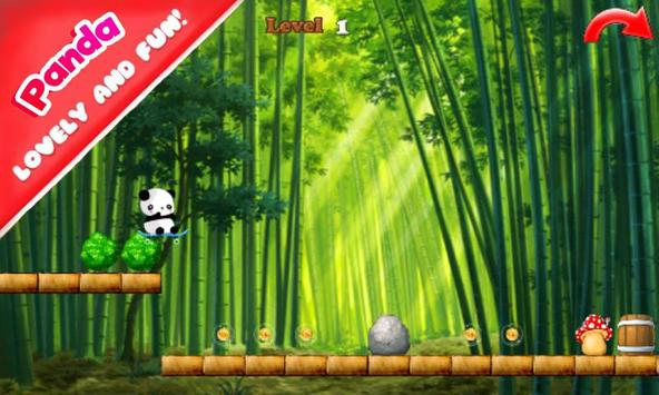 Panda Run apk screenshot