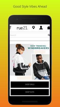 Rue 21 Fashion Women & Men poster