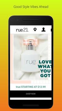 Rue 21 Fashion Women & Men screenshot 1