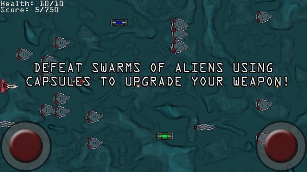 Alien Nest Oblivion poster
