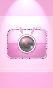 Kawai390Camera-Jung + sticker. poster