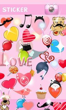 Kawai390Camera-Jung + sticker. screenshot 2