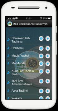 Mp3 Sholawat An Nabawiyah apk screenshot