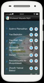 Sholawat Mayada Mp3 screenshot 1