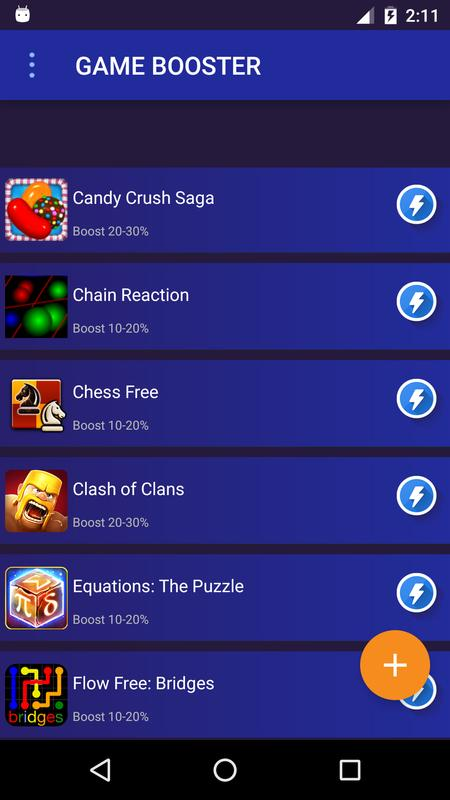 Game Booster for Android - APK Download - APKPure.com