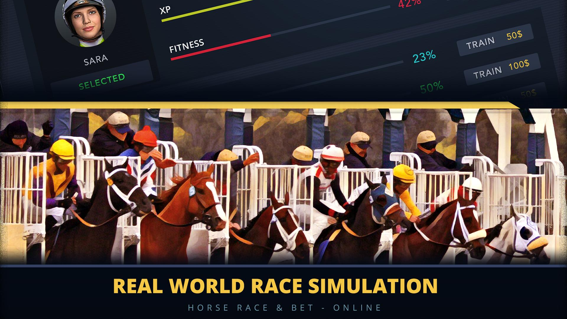 horse racing betting games free download
