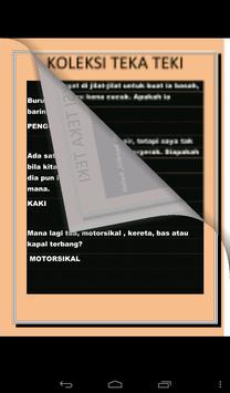 Teka Teki Koleksi 600+ screenshot 3