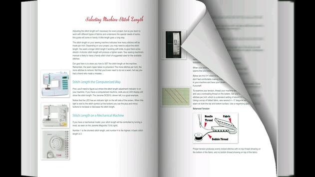 Sewing Basics apk screenshot