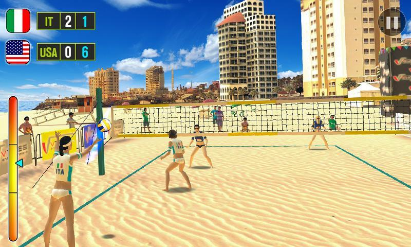Real VolleyBall World Champion 3D 2019 for Android - APK Download