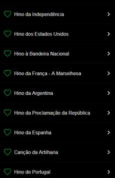 Hinos Letras screenshot 2