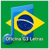 Oficina G3 Letras icon