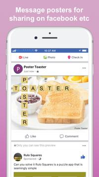 Poster Toaster poster