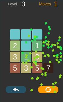 Numbers puzzle - Train your brain apk screenshot