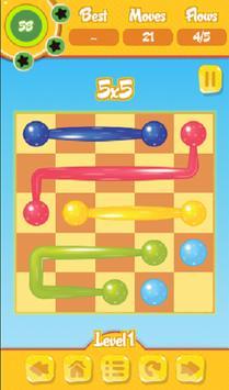 Draw Line Dot apk screenshot