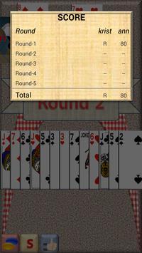 RummyH - P2P mutiplayer rummy apk screenshot