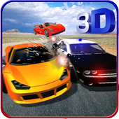 Bank Robber Police Chase 3D icon