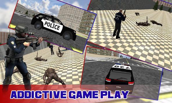 Bank Robber Police Chase 3D apk screenshot