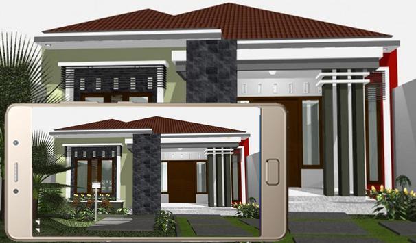 Desain Rumah Minimalis poster