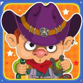 Cowboy Puzzle icon