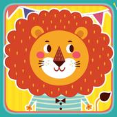 Lion Memory Game icon