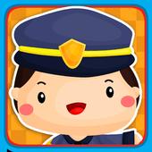 Police Puzzle icon