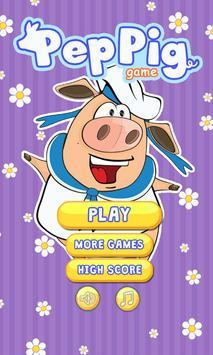 Pep Pig Game poster