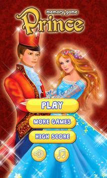 Prince Memory Game poster