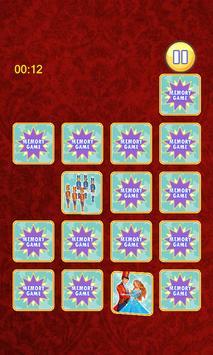 Prince Memory Game apk screenshot