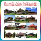 Rumah Adat Indonesia icon