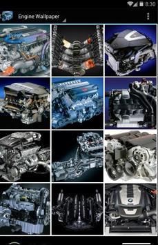 Engine Wallpaper HD poster