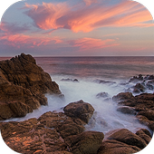 Nature Wallpapers Lite icon