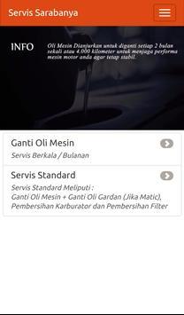 Servis Sarabanya screenshot 2