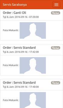 Servis Sarabanya screenshot 3