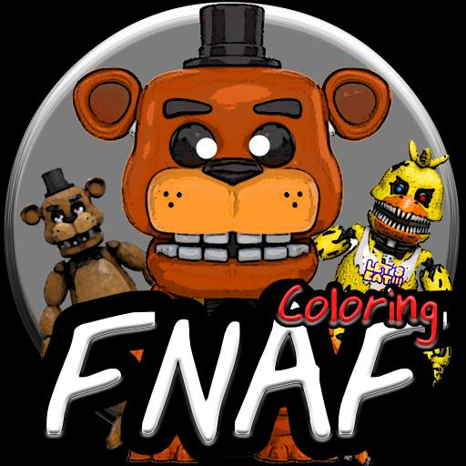 Fnaf Para Colorear 2018 For Android Apk Download