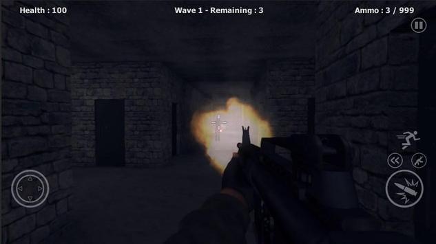Counter Terroris Strike Zombie screenshot 3