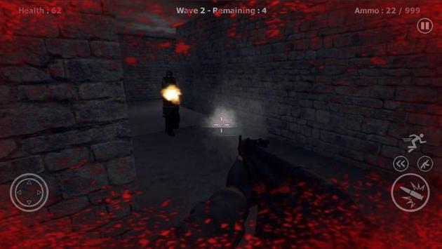 Counter Terroris Strike Zombie screenshot 4