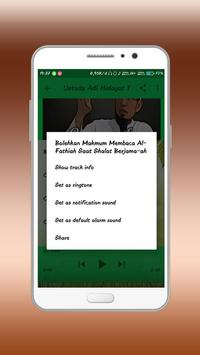 Ceramah Ustd Adi Hidayat Mp3 Offline screenshot 1