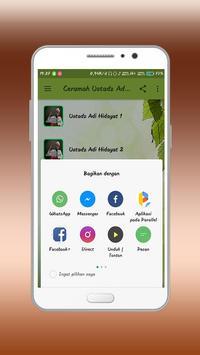 Ceramah Ustd Adi Hidayat Mp3 Offline screenshot 2
