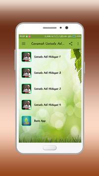 Ceramah Ustd Adi Hidayat Mp3 Offline screenshot 3