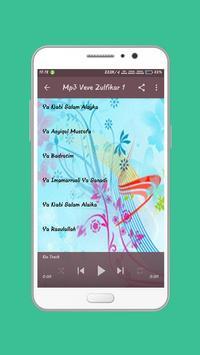 Shalawat Veve Zulfikar Populer Offline screenshot 1