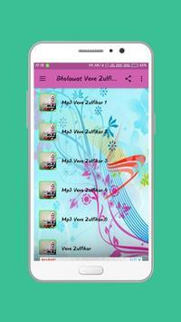 Shalawat Veve Zulfikar Populer Offline screenshot 3