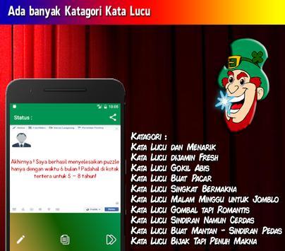 Status Kata Kata Lucu Bikin Status Tebal Apk App Free