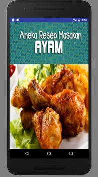 Aneka Resep Masakan : Ayam screenshot 10