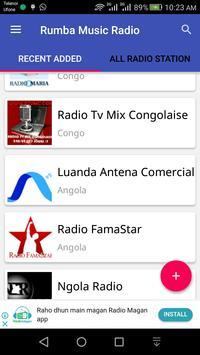 Rumba Music Radio screenshot 4