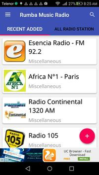 Rumba Music Radio screenshot 2
