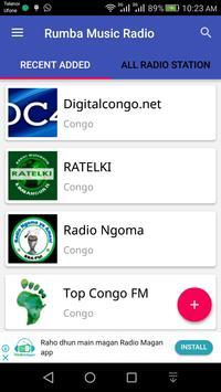 Rumba Music Radio screenshot 3