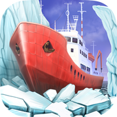 Lost in Reefs: Antarctic icon